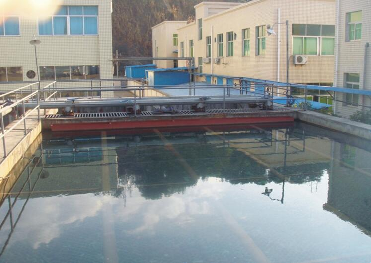 梅州太兴织染有限公司3000m³/d给水净化国际龙8娱乐老虎机